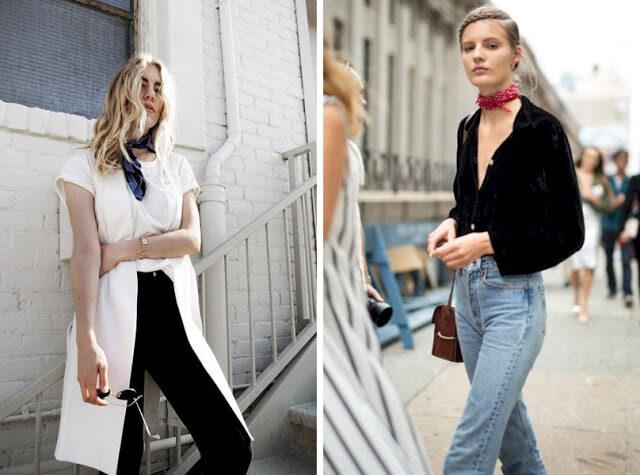 26-minimalist-outfits-with-silk-scarf-bandana-9909141